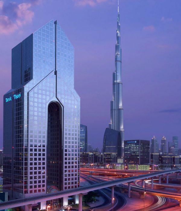 Dubai Holidays Packages