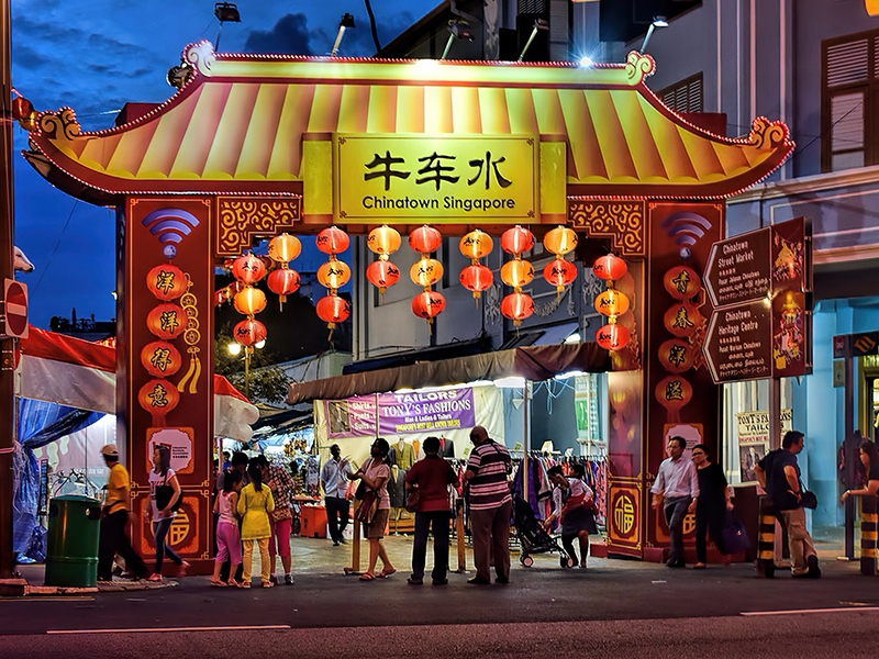 Chinatown Singapore Tour with TripDezire