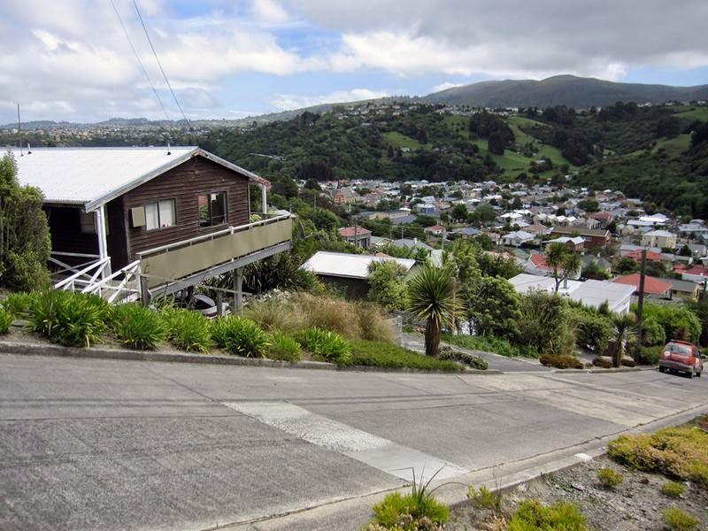 Dunedin - New Zealand tour with Tripdezire