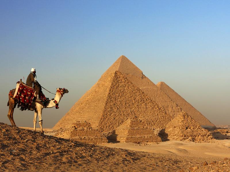 Giza - Egypt tour with TripDezire