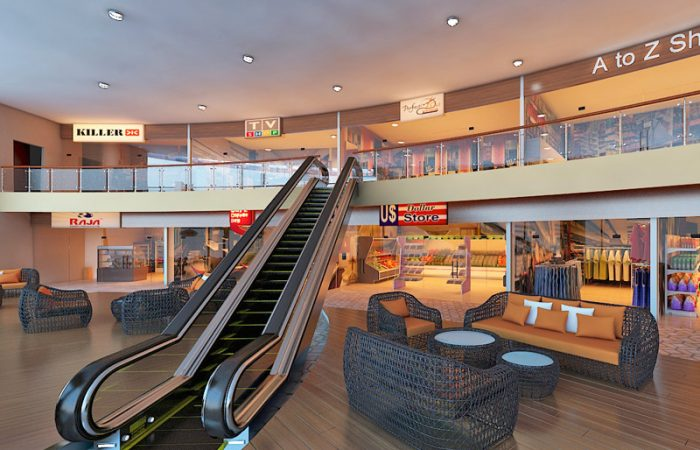 List Of Top 10 Largest Shopping Malls In India