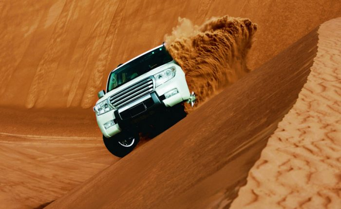 Desert Safari in Rajasthan and Dubai with TripDezire