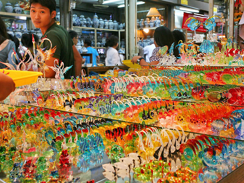 Chatuchak Market, Bangkok tour with TripDezire