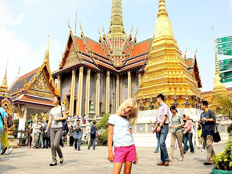 Grand Palace tour with TripDezire