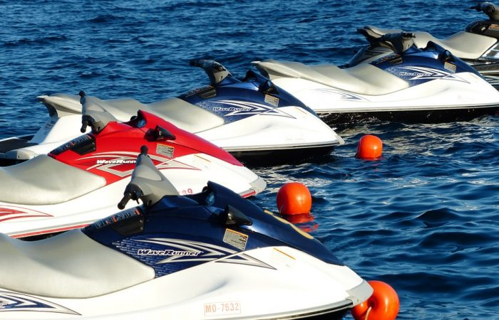 Jet Skiing Destinations Tour with TripDezire for booking call at 999 111 9350