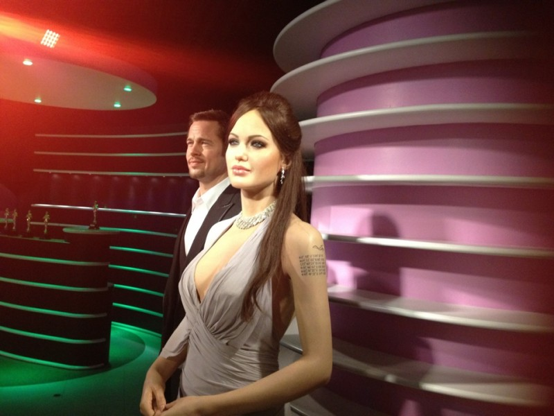 Madame Tussauds Museum tour with TripDezire