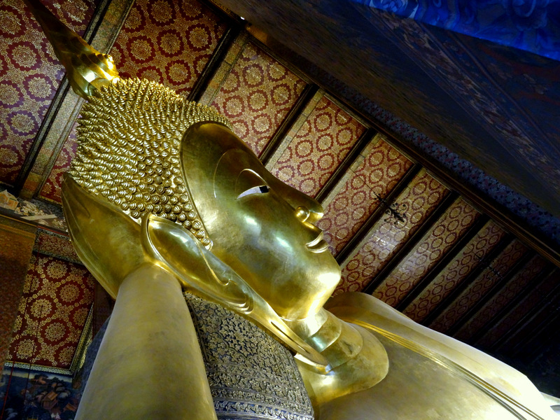 Wat Pho - Bangkok Tour with TripDezire for booking call at 999 111 9350