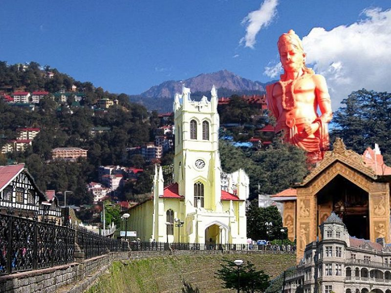 Shimla - Manali Tour Package with TripDezire for booking call us at 999 111 9350