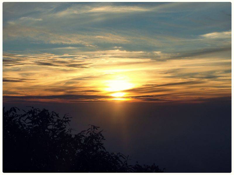 Sunset Point Kasauli - One of the best places to visit in Kasauli with TripDezire