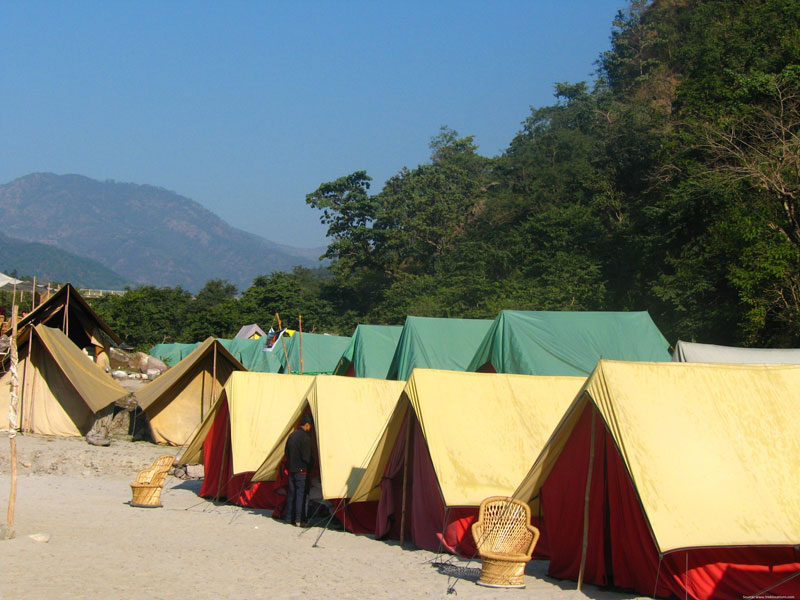 Enjoy camping in Shivpuri with TripDezire