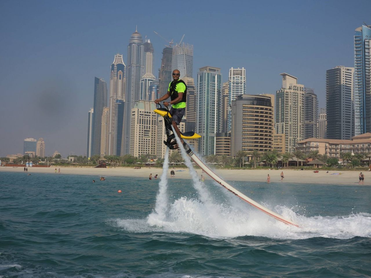 Jetovator - Water Sports Destinations in Dubai. Book with TripDezire at 999 111 9350