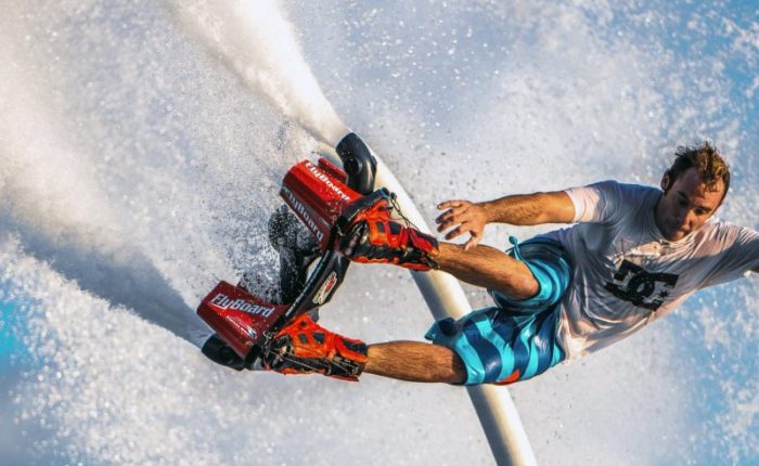 Water Sports Activities on Dubai Trip with TripDezire