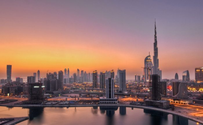 Explore Dubai with Burj Khalifa
