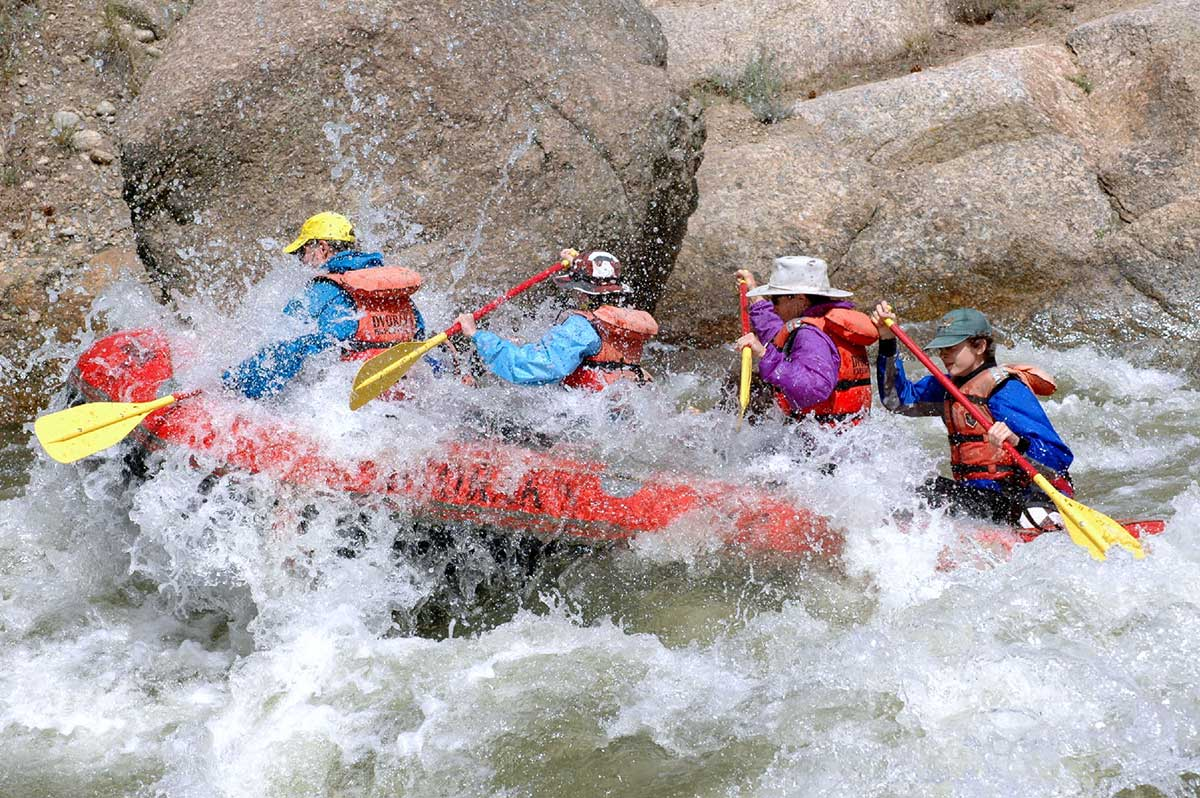 Top 10 Places To Enjoy River Rafting Adventure In India